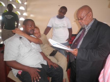 Ujio mpya wa Mzee Chilo, Uwoyo na Haji Adam