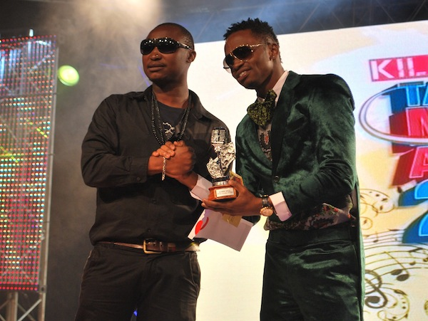Best Composer of the year - Diamond Platnumz