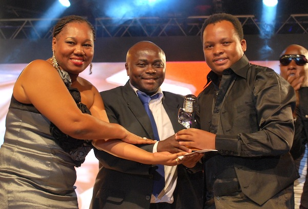 Best Producer of the Year - Maneke
