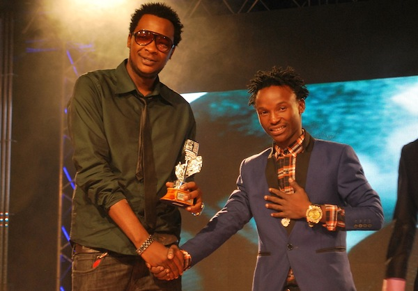 Best Male Singer of the Year - Barnaba