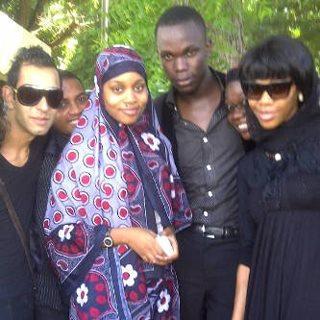 Ally Rehmtullah, Jokate, Martin Kadinda and Salma