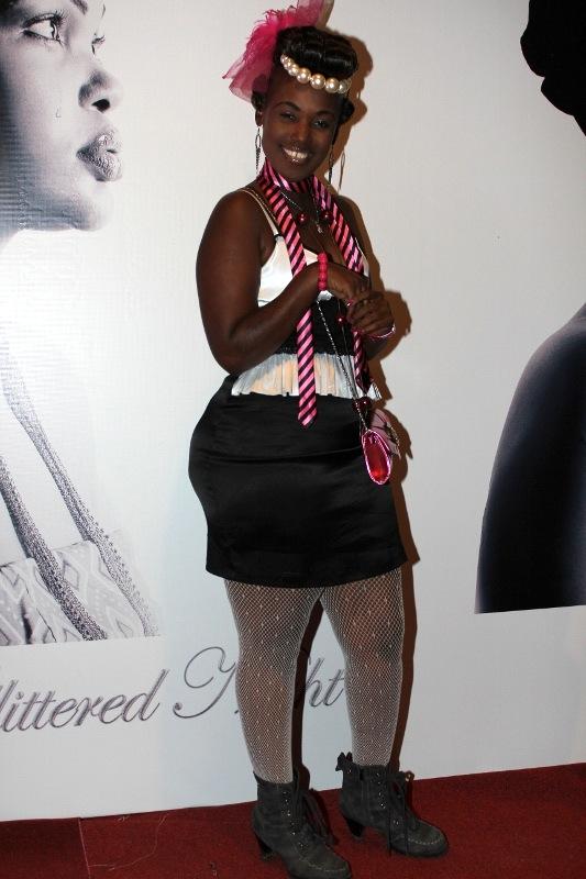 Actress Dokii Naye Alitokelezea