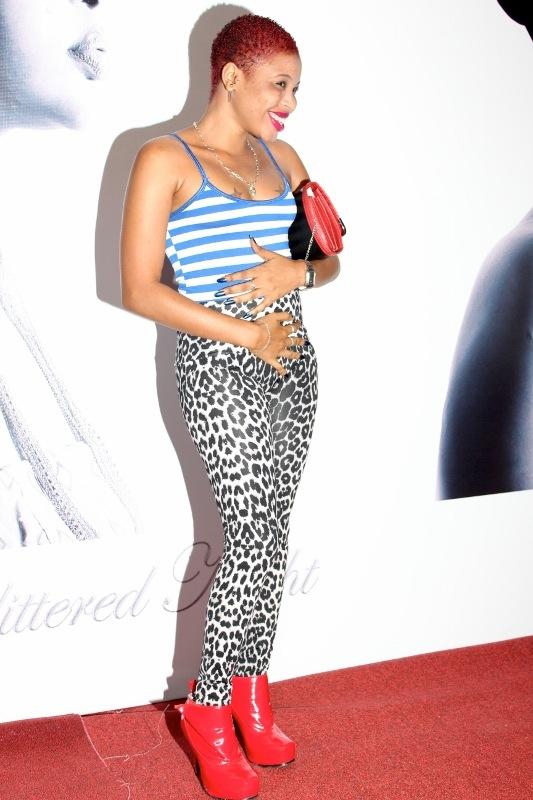 Actress Mainda