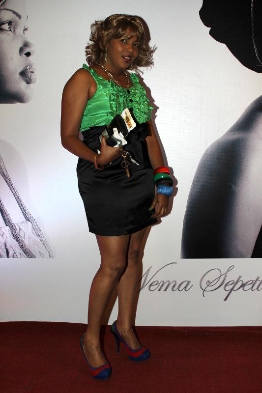 Actress Odama