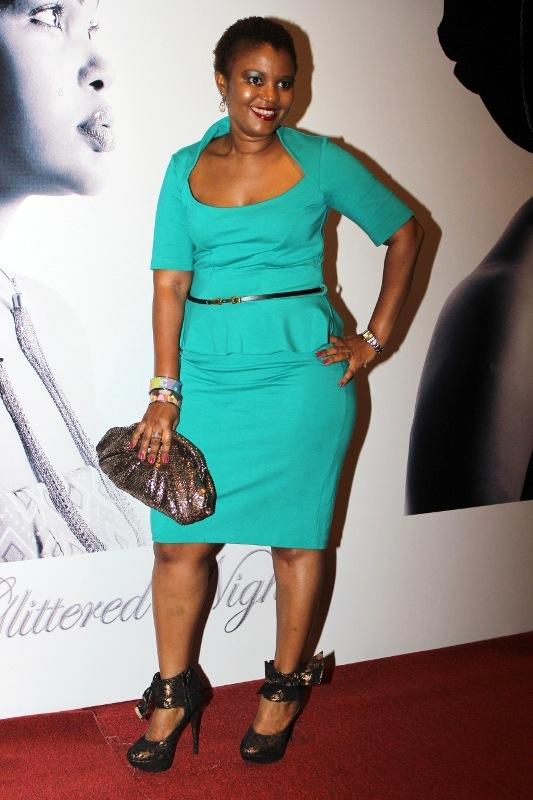 Representing Green Dress