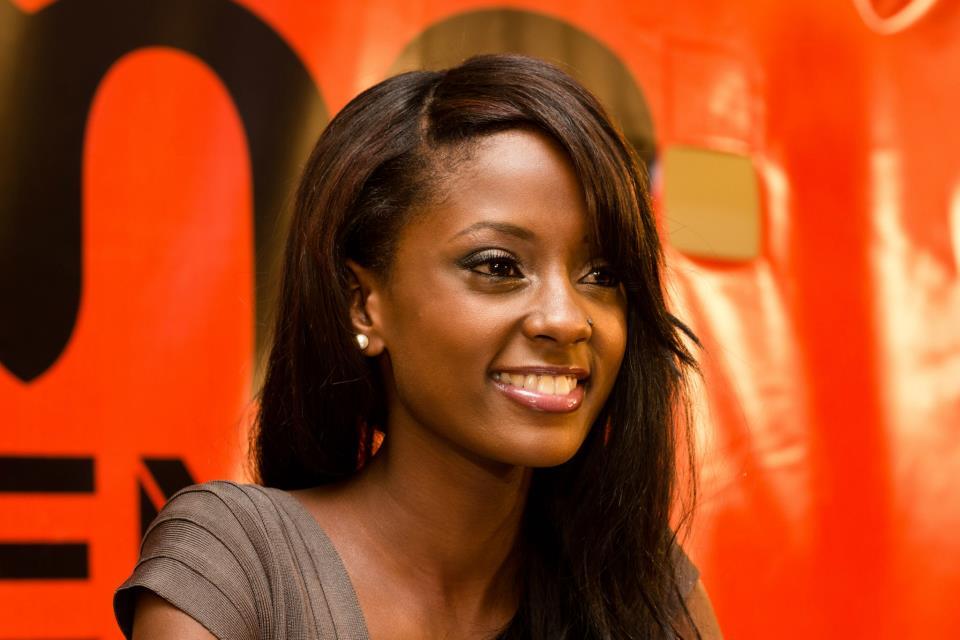 Vanessa Mdee, mtangazaji wa Dume Challenge