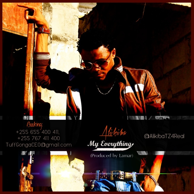 Ali Kiba-EverythingCover