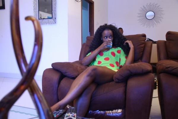 Linah katika mapumziko kidogo