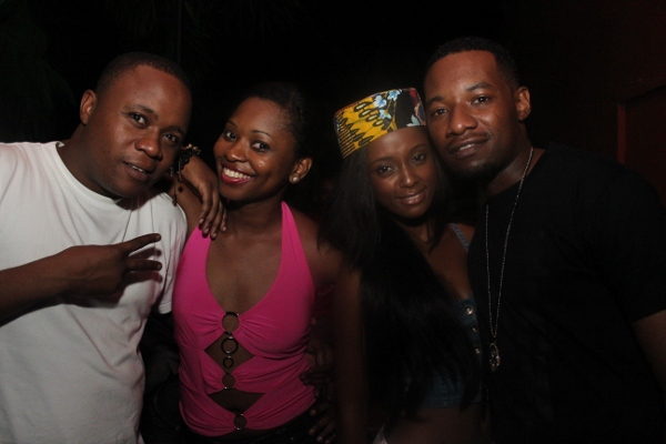 DJ Zero, DeeAndy, Vanessa Mdee na B12