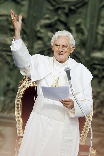 Pope+Benedict+XVI+Pope+Benedict+XVI+arrives+9SBA5IV2gxel