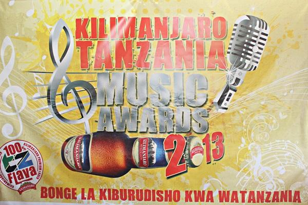 Nembo rasmi ya tuzo za Kili mwaka 2013