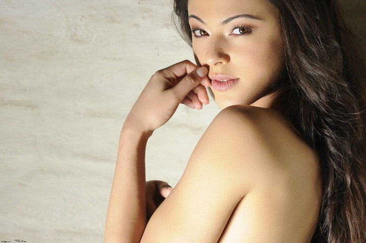 She returned to South Africa South African Female Models