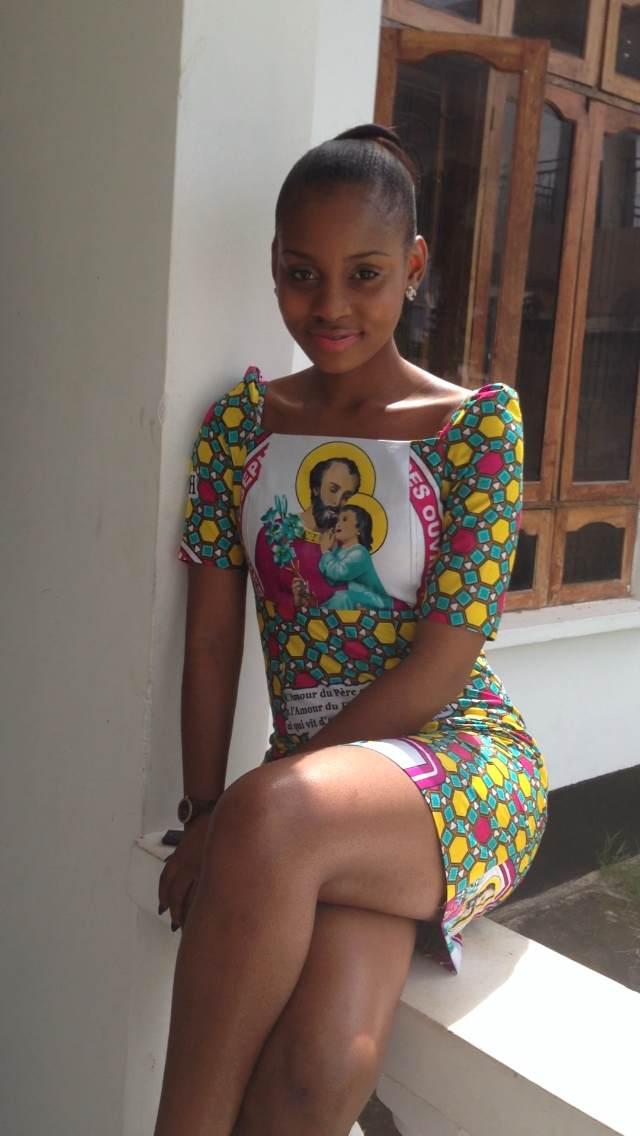 na interview na Jokate Mwegelo. Hizi ni picha za behind the scenes