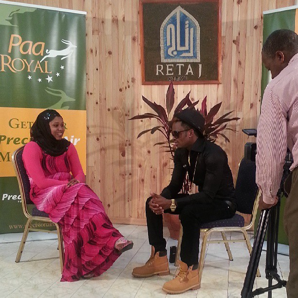 Diamond Comoro interview