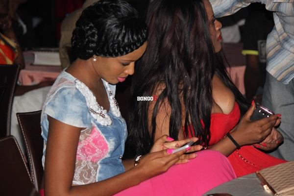 Picha: Uzinduzi wa movie mpya ya Lulu 'Foolish Age'