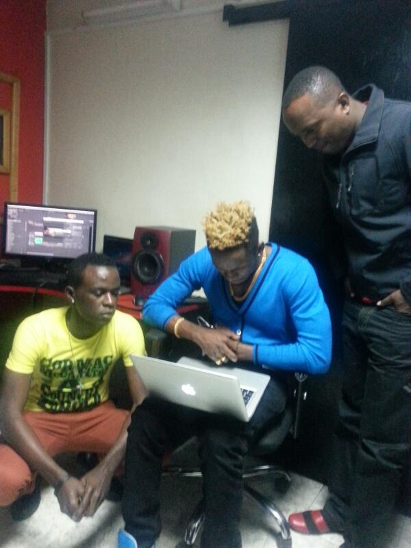 DIAMOND And WILLY PAUL Collabo???
