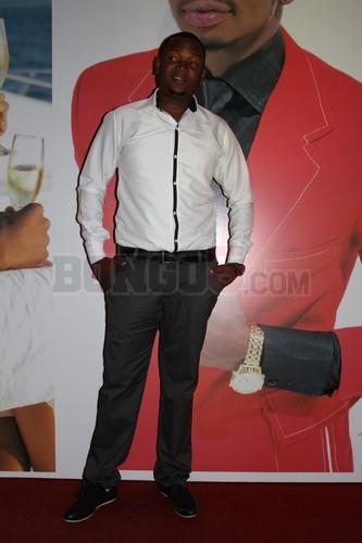 Picha za Red Carpet: Uzinduzi wa video mpya ya Diamond 'Number 1′