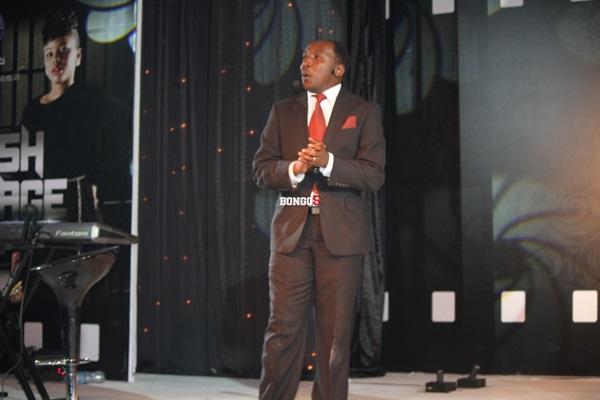 MC Godwin Gondwe