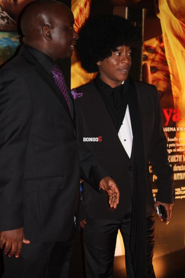 Steve Nyerere na Mr Lukaza wa Proin Promotions
