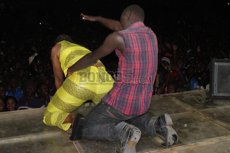 shilole na nuh mziwanda walivyokutanishwa bila kujijua