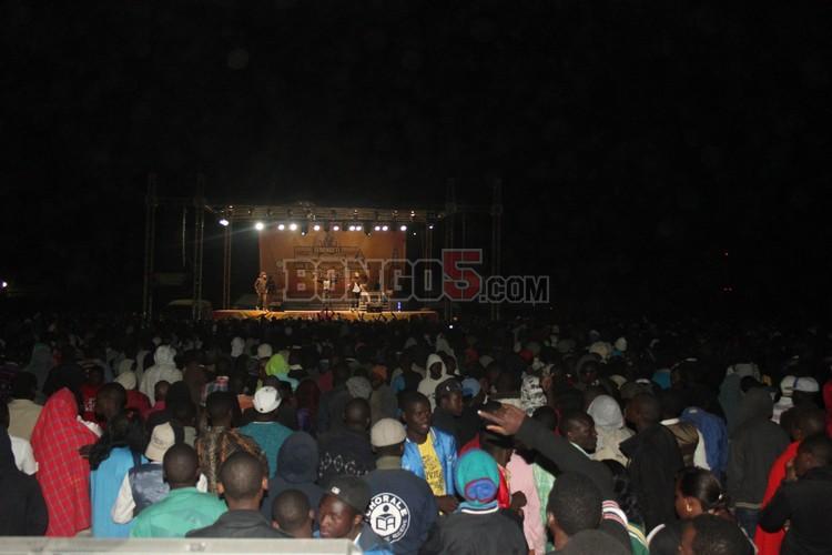 Hii ndiyo show ya fiesta serengeti 2013 iliyofunika zote.