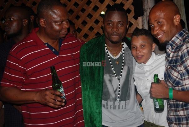 Meneja wa Heineken Tanzanua , Uche Unigwe, Ommy, Salama na rafiki