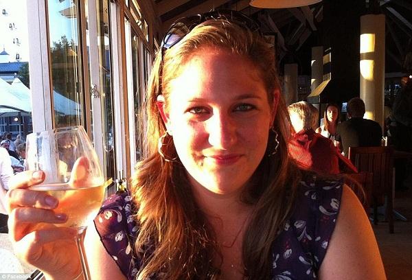 Rais wa Canada Annemarie Desloges, 29, aliuawa kwa risasi na magaidi hao
