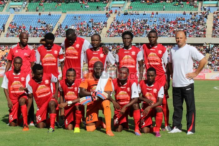 Kikosi cha Simba kilichoipoteza Yanga kwa magoli  3-1