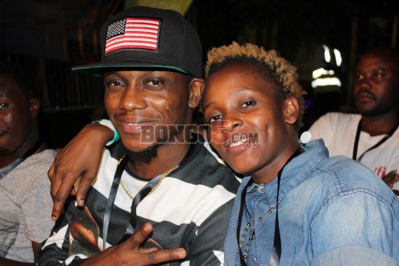 Picha: Irene Uwoya azama kwenye penzi la dancer wa THT, Msami