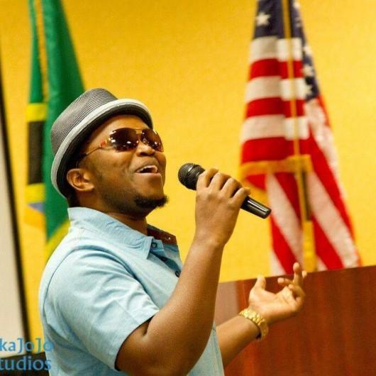 Picha: Cassim Mganga atoa burudani ubalozi wa Tanzania nchini Marekani