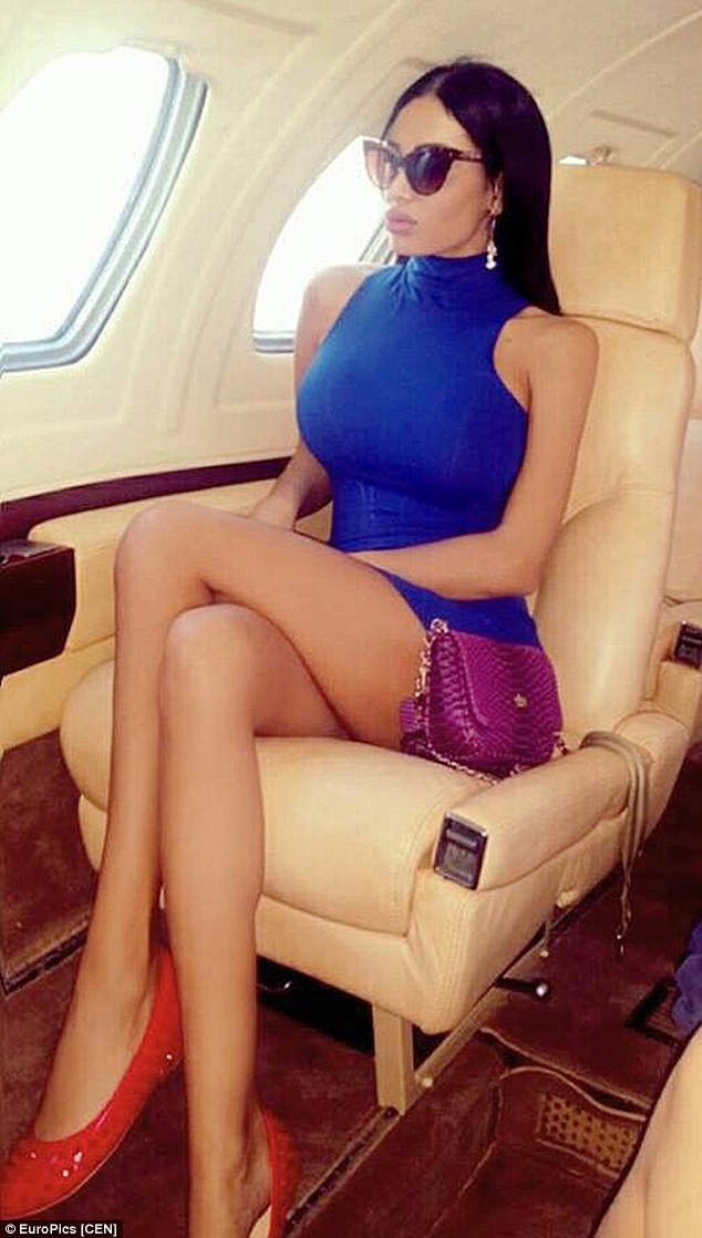 Picha: Neymar atuma 'private jet' kumfuata girlfriend wake nchini Serbia