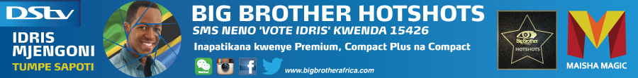 Big Brother Hotshots vote for Idris