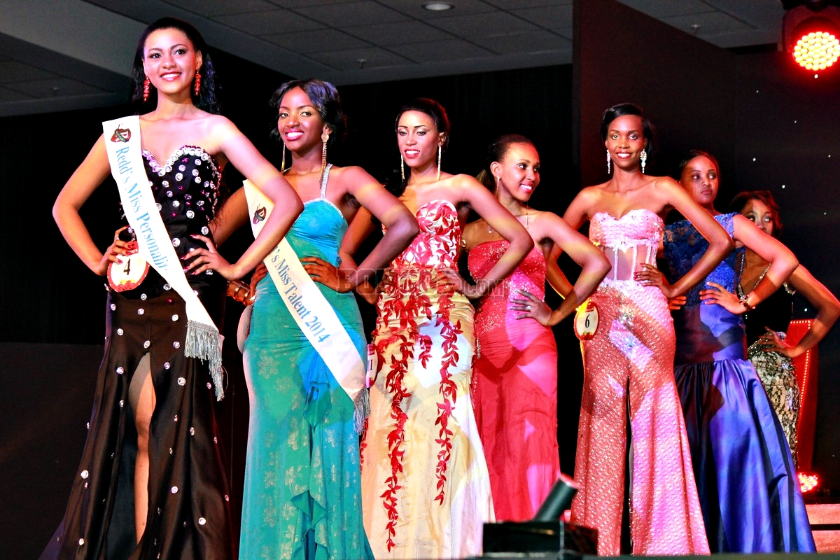 miss redds tanzania 2014