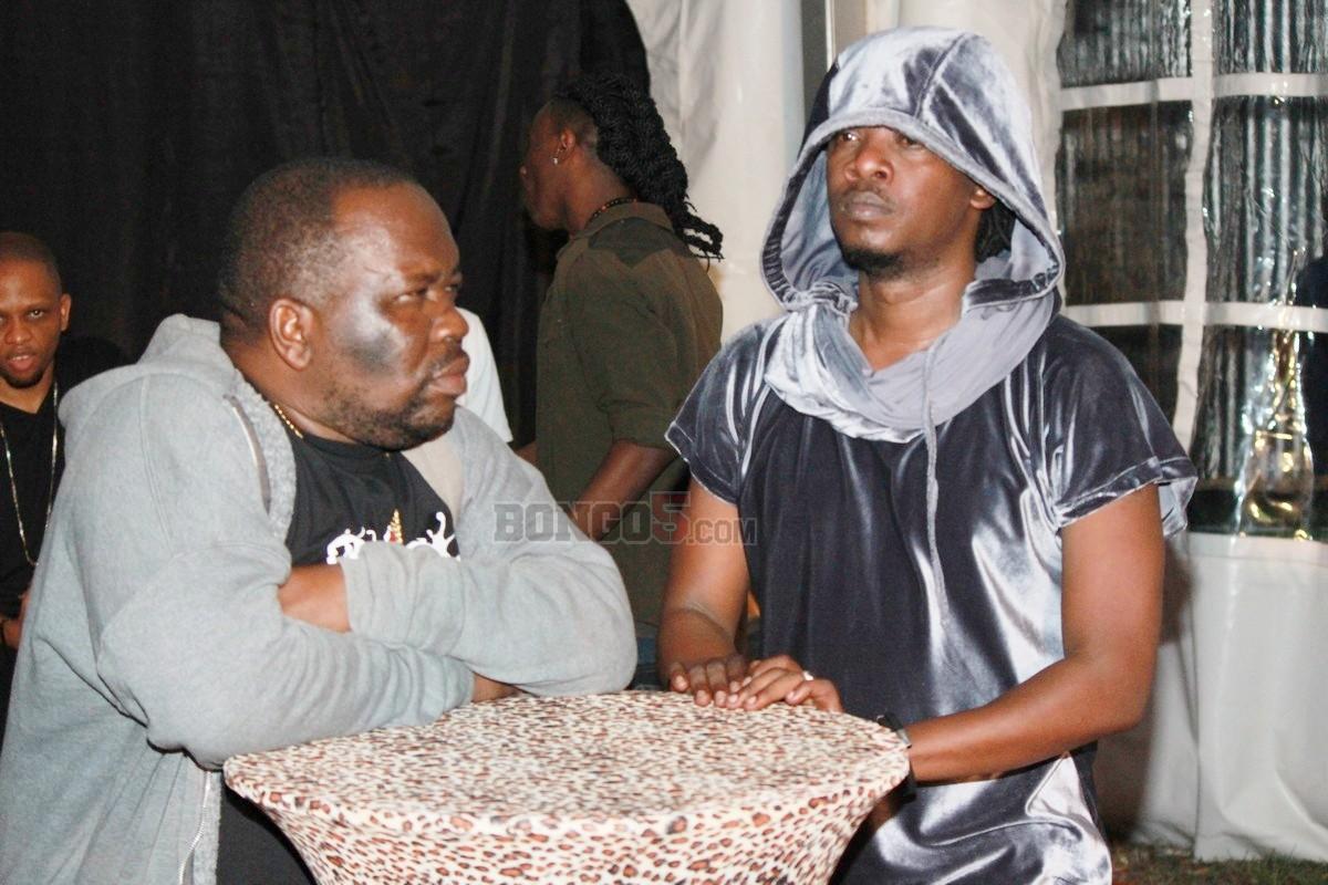 Mkubwa Fella na Chege