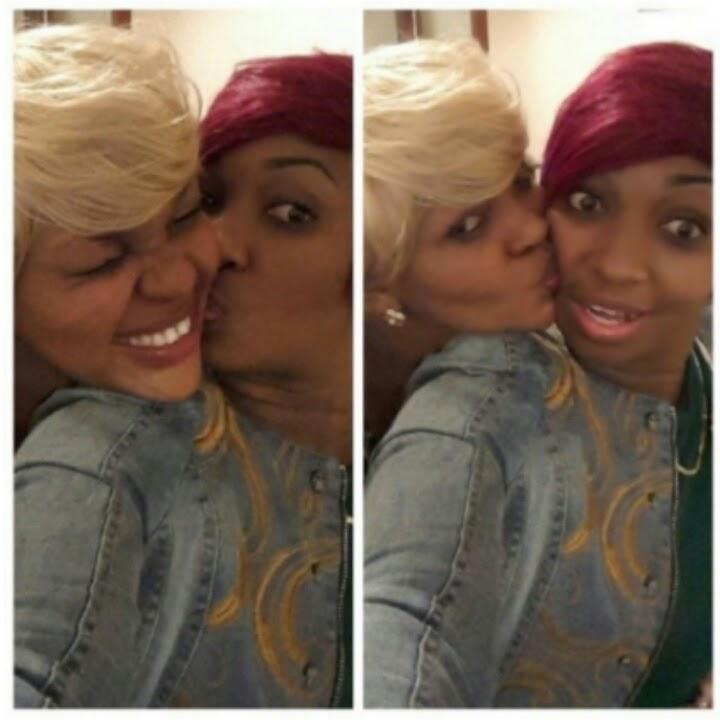 She kissed a girl and she liked it: Wema na Aunt Ezekiel ni zaidi ya marafiki? (Picha)