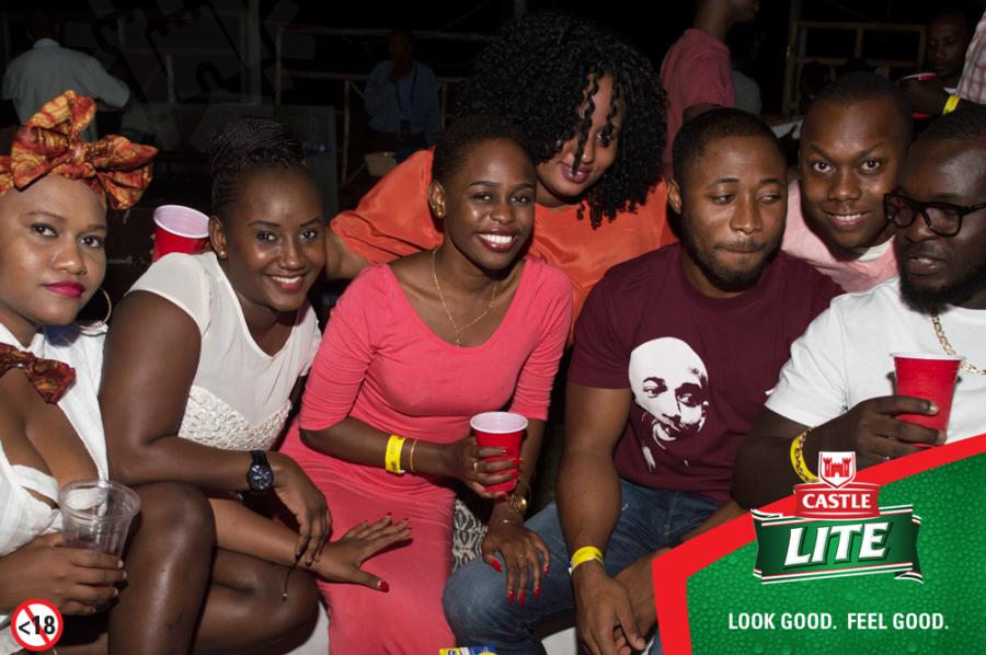 Picha: Jinsi Party ya 'Just Got Paid' kwenye ufukwe wa Azura, Dar ilivyofana