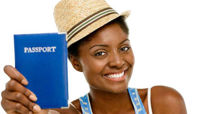 black-woman-travel-passport-african-american