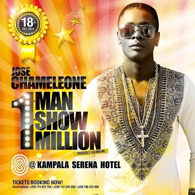 Picha: AY na Rich Mavoko watua Uganda kumsupport Jose Chameleone kwenye show yake ya 1 Man, 1 Show, 1 Million