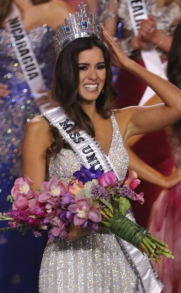Picha: Miss Colombia atwaa taji la Miss Universe 2014