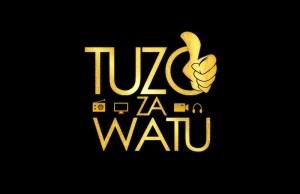 TUZO ZA WATU Logo black background