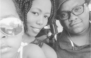 Peter Msechu na Mpenzi wake