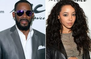 Music R Kelly Feat Tinashe Lets Be Real Now