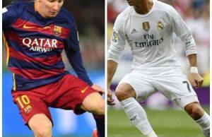 Messi & Ronaldoooo