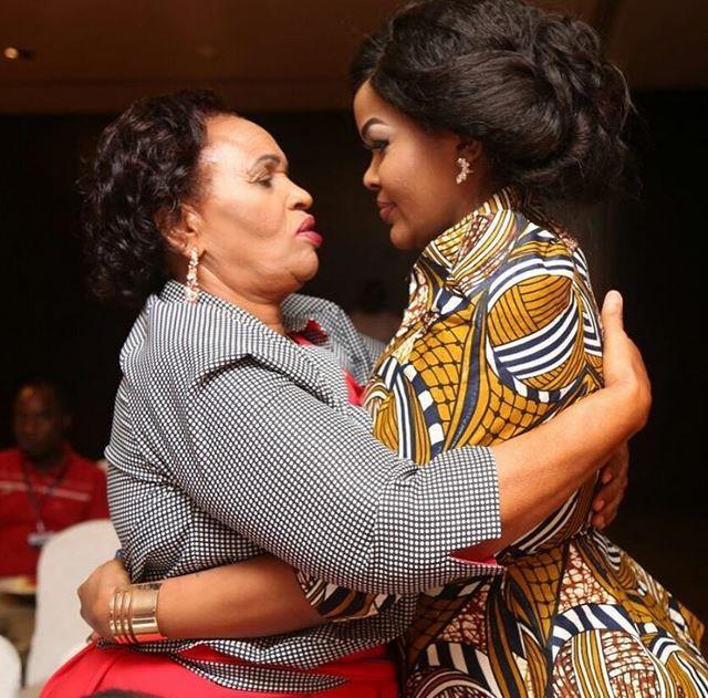Mama Wema Sepetu ashinda Polisi kujua hatima ya mwanaye