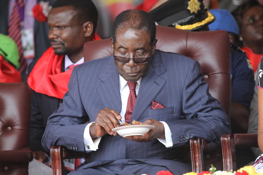 Rais Mugabe aongoza list ya marais wenye umri mkubwa duniani, atimiza miaka 93
