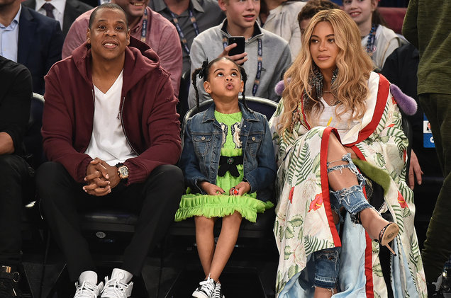 Thamani ya gauni la Beyonce alilovaa kwenye NBA All-Star, lazima uumwe