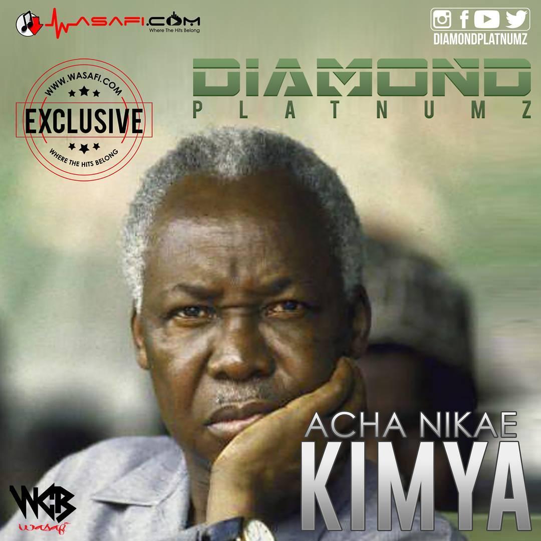 mashairi ya wimbo wa Diamond 'Acha Nikae Kimya'
